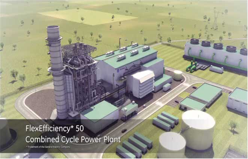 Technology-Flex Efficiency Power Plant
